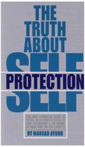 The Truth About Self Protection Book Cover