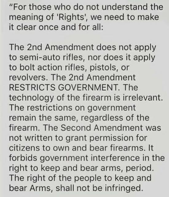 Understanding rights