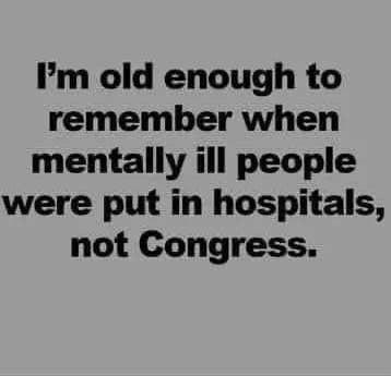mental illness - Congress